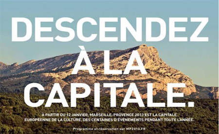 Descendez a la capitale