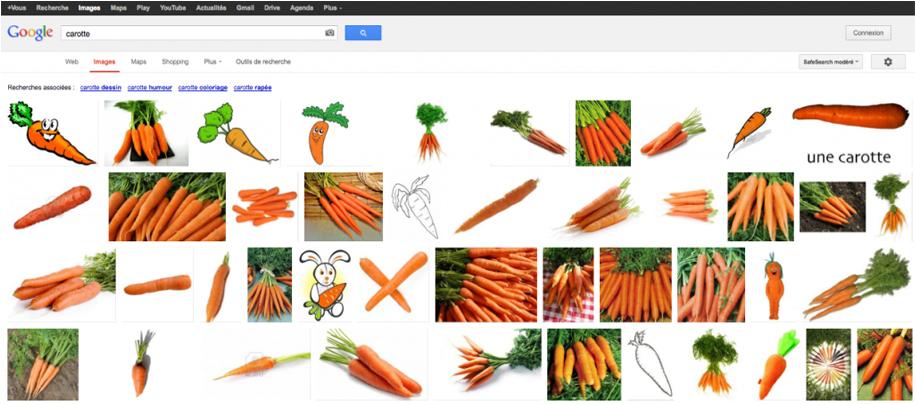 Nouvelle présentation des images par Google, vers une baisse du trafic ?