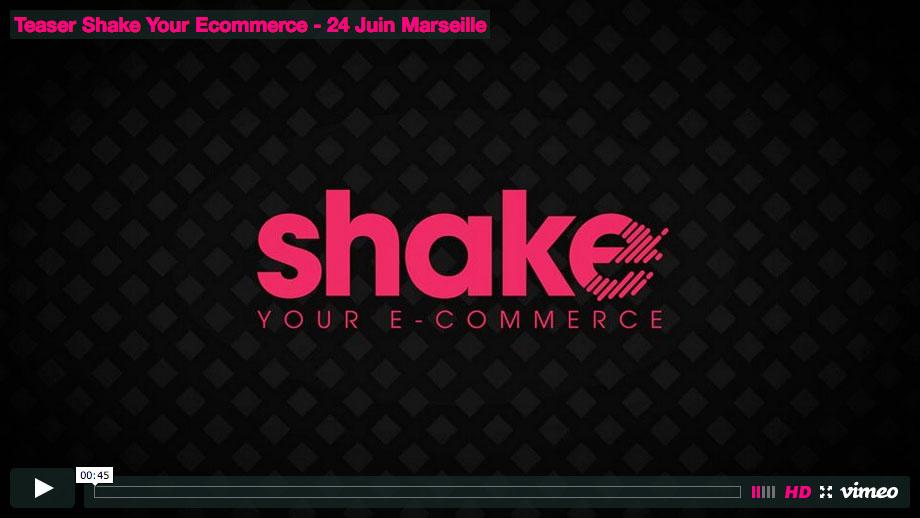 Shake Event : l'évènement qui secoue le web