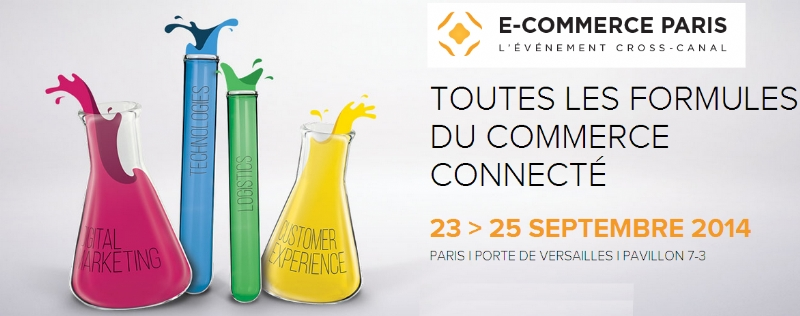 Salon Ecommerce Paris 2014 #ECP14
