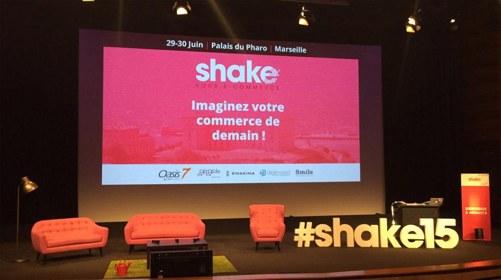 Salon e-commerce #Shake15, ça remue