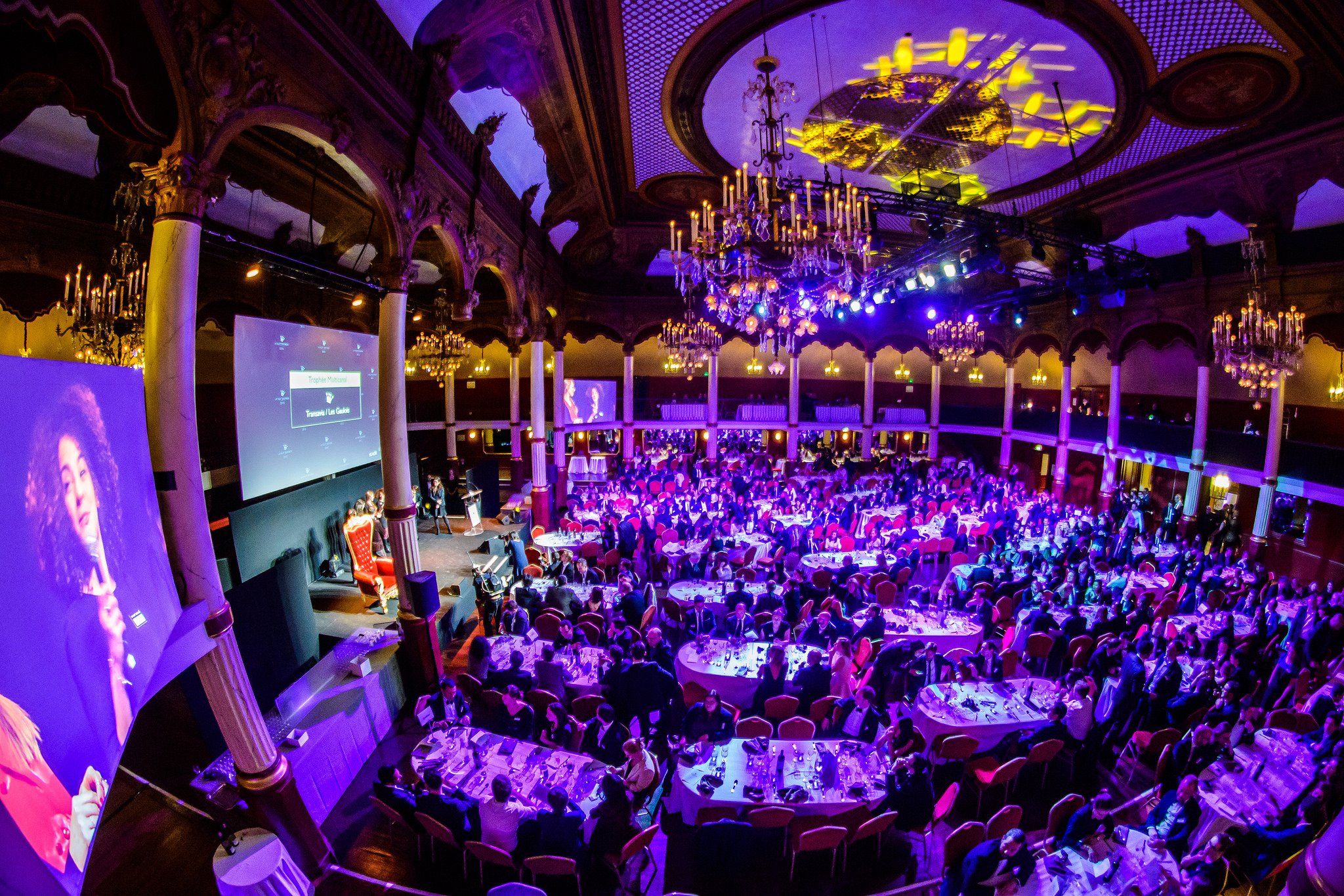 Gala de la soirée Nuit des Rois 2015