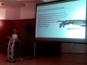 Shake 16 conférence Sébastien Ardouin automatisation campagnes Adword
