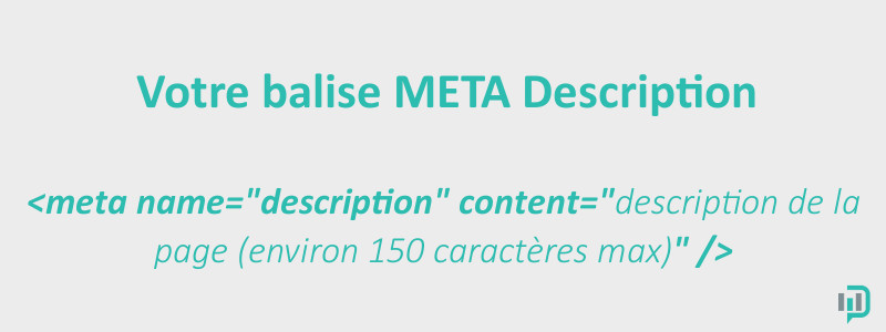 balise-meta description
