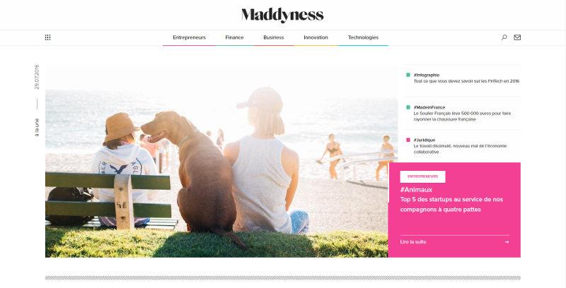 maddyness-startup