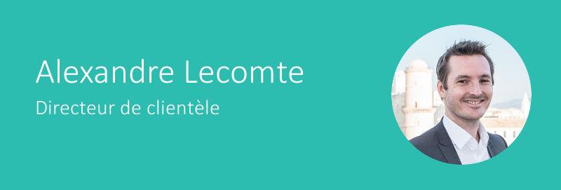 L'interview d'Alexandre Lecomte, directeur de clientèle chez Digimood