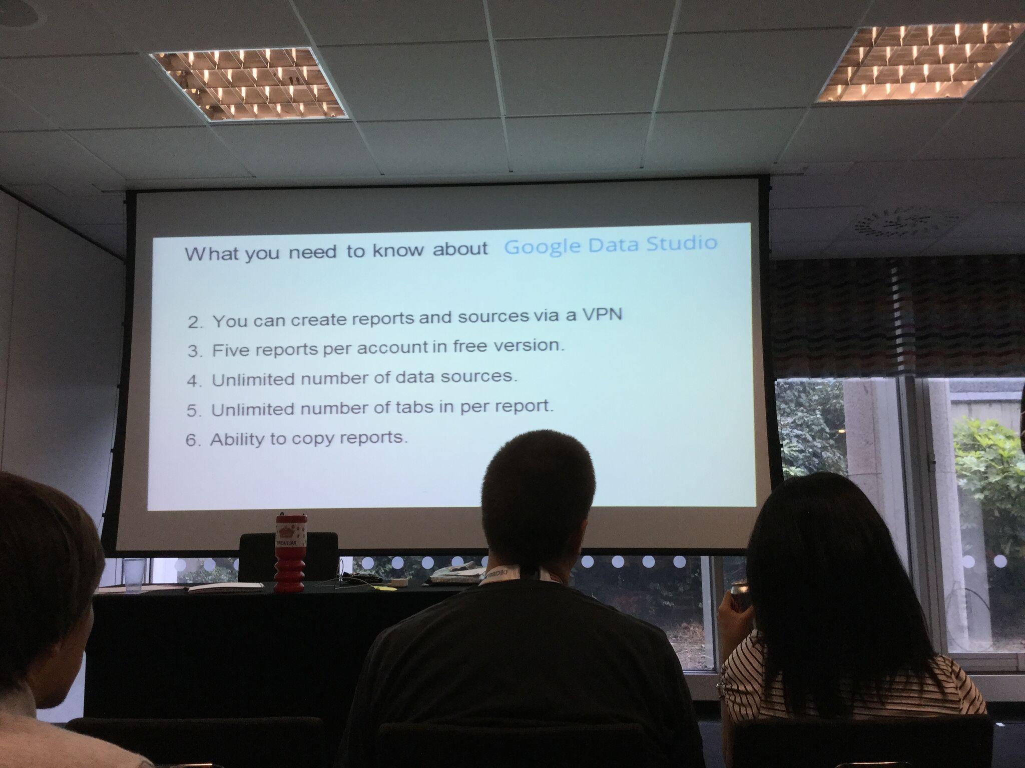 Phil Pearce, Data Studio