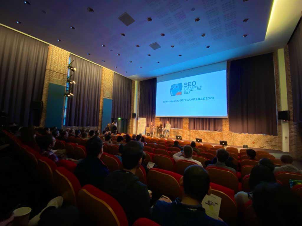 SEOCamp de Lille 2020