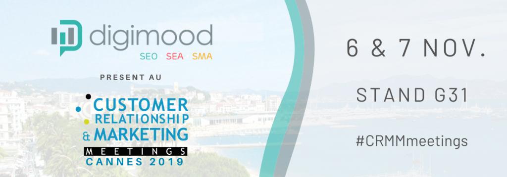 Digimood au CRM&M Cannes 2019