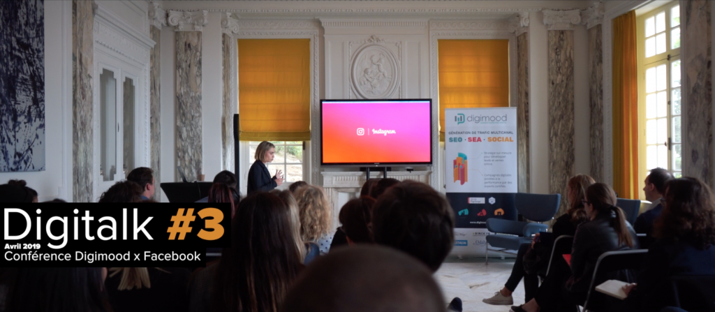 Digitalk #3 : vidéo et slides de la conférence Digimood x Facebook