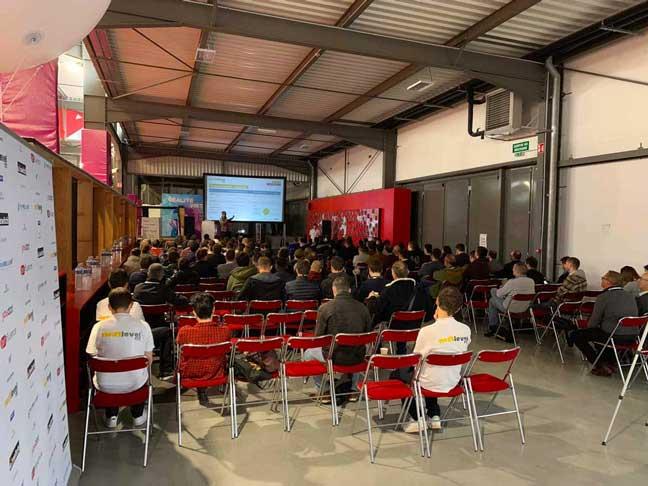 Conférence de Nicolas Jean à l'événement NextLevel