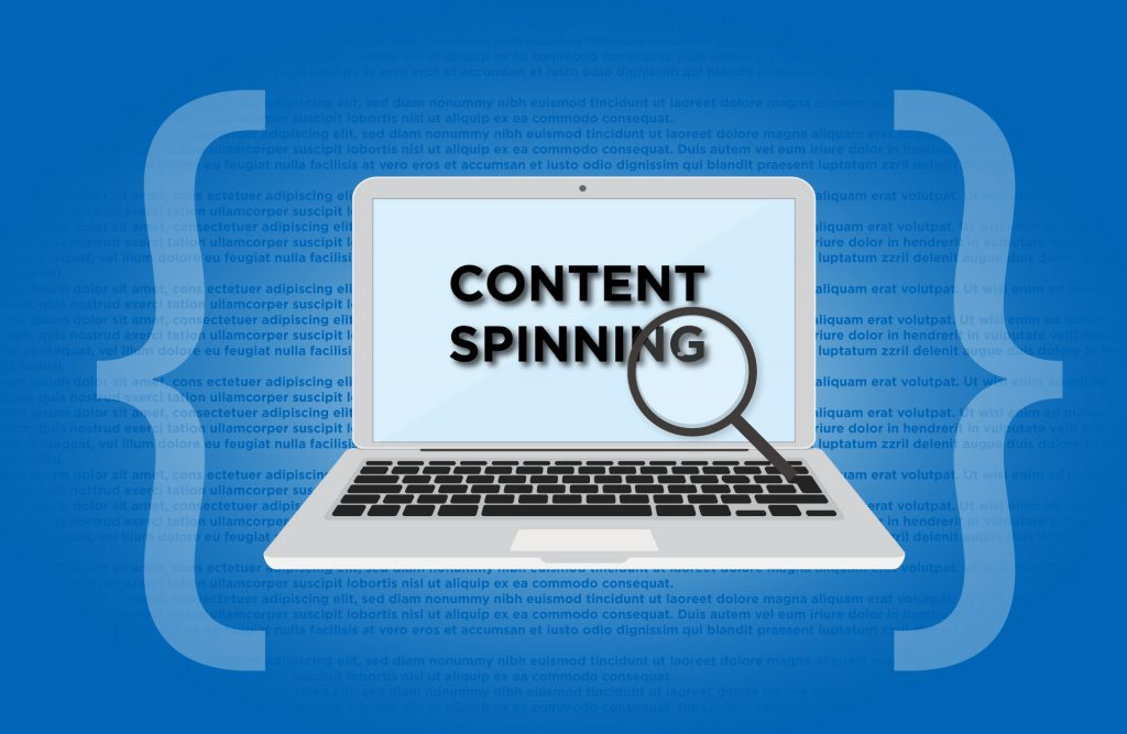 Les enjeux SEO du content spinning