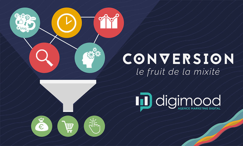 Digital : une conversion fondée sur la mixité des actions