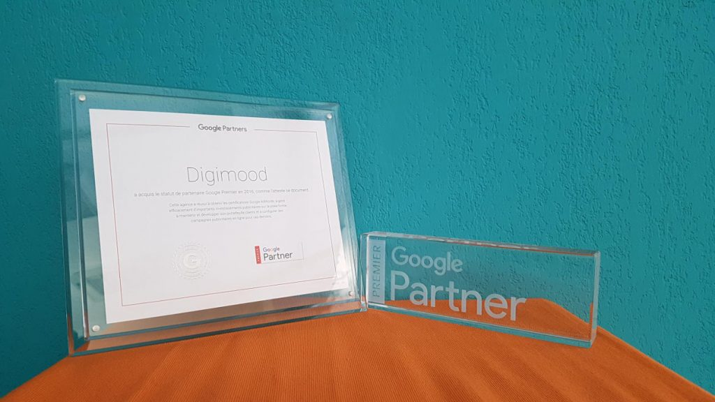 Merci Google pour les goodies Partner Premier !