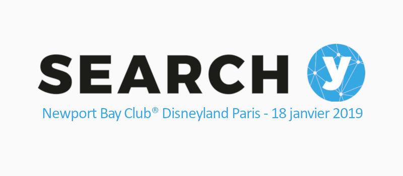 Search Y 2019 : rendez-vous le 18 janvier à Disneyland Paris !