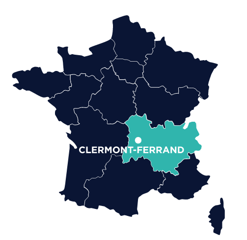clermont-ferrand-map