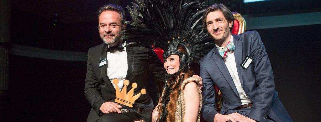 Digimood récompensé à La Nuit des Rois