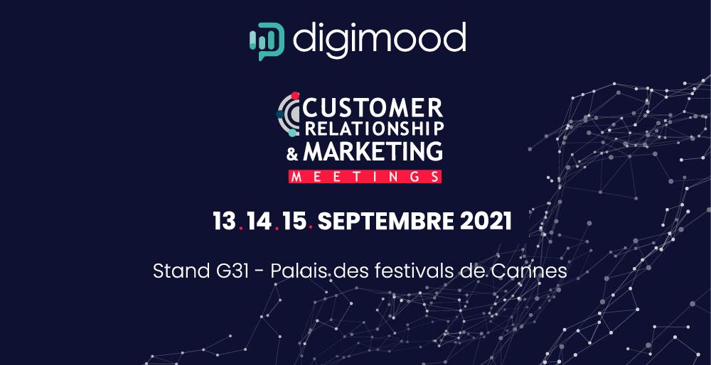 Digimood au CRM&M Cannes 2021